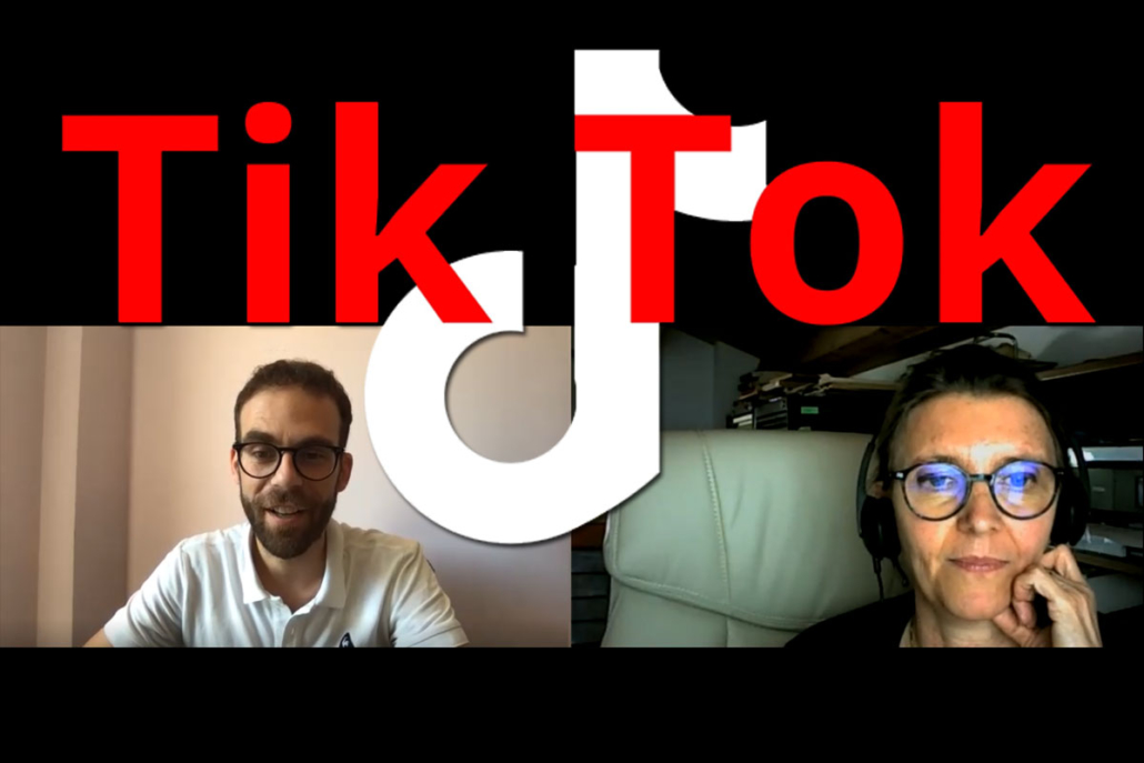 Jordi Esquerigüela parla de Tik Tok